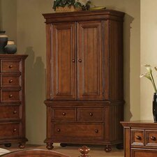Miami Springs Armoire by Beachcrest Home
