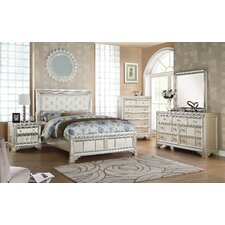 Tiffany Panel Customizable Bedroom Set by Fairfax Home Collections