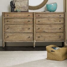 Studio 7H 8 Drawer Dresser by Hooker Furniture
