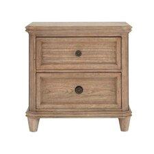 Hadley 2 Drawer Nightstand by Stanley Furniture