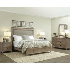 Hadley Panel Customizable Bedroom Set by Stanley Furniture