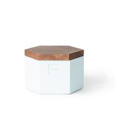 Decorative Hex Concrete Box