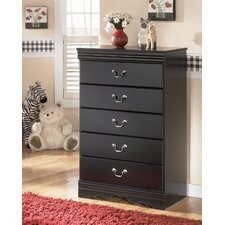Waterford 5 Drawer Chest by Alcott Hill®