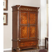 Royal Armoire by Meridian Furniture USA