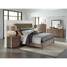 Lyons Panel Customizable Bedroom Set by August Grove®