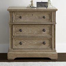 Wethersfield Estate 3 Drawer Nightstand by Stanley Furniture