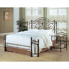 Glenwood Queen Panel Customizable Bedroom Set by Charlton Home®