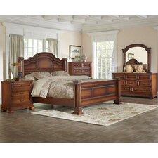 Nottingham Panel Bedroom Set by Wildon Home ®