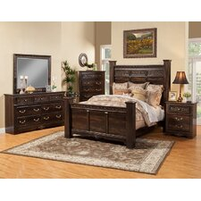 Andorra Panel Customizable Bedroom Set by Sandberg Furniture