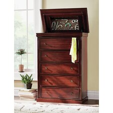 Shackleford 5 Drawer Chest by Darby Home Co®