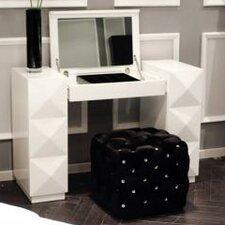 Versus Eva Vanity with Mirror by VIG Furniture