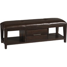 Sable Bench with Storage by Pulaski Furniture