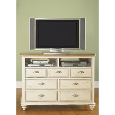 Duval 7 Drawer Media Chest by Bay Isle Home