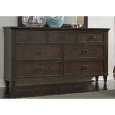 Dunamoy 7 Drawer Dresser by Rosalind Wheeler