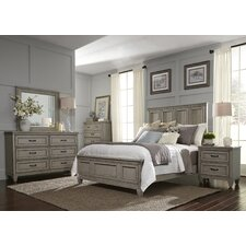 Grace Panel Customizable Bedroom Set by August Grove®
