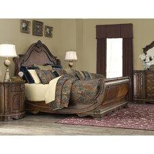 Bella Veneto Sleigh Customizable Bedroom Set by Michael Amini