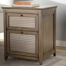 Pomfret 2 Drawer Nightstand by Alcott Hill®