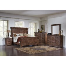 High Chaparral Sleigh Customizable Bedroom Set by Avalon Furniture