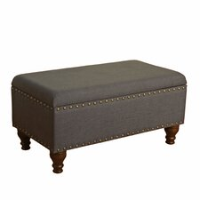 Filander Upholstered Storage Entryway Bench by HomePop