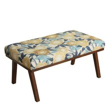 Bell Upholstered Bedroom Bench by August Grove®