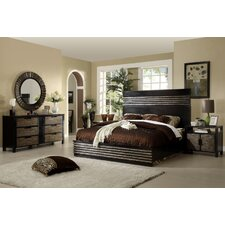 Transitions Platform Customizable Bedroom Set by Eastern Legends Reviews
