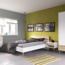 Zephyr Queen Panel Customizable Bedroom Set by Langley Street