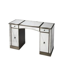 Breccia Vanity with Mirror by House of Hampton