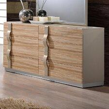 Grace 6 Drawer Dresser by Global Furniture USA