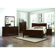 Waynesburg Panel Customizable Bedroom Set by Alcott Hill®