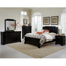 Panel Customizable Bedroom Set by Beachcrest Home