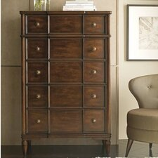 Hyde 5 Drawer Lingerie Chest by Canora Grey