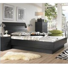 Platform Customizable Bedroom Set by Varick Gallery®