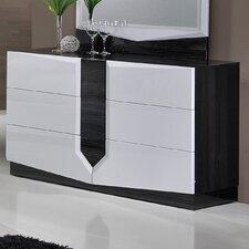 Hudson 7 Drawer Dresser by Global Furniture USA