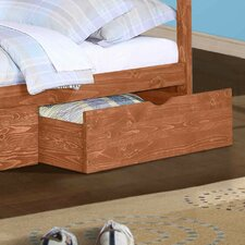 Dual Underbed Drawer by Donco Kids