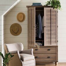 Pinellas Armoire by Beachcrest Home