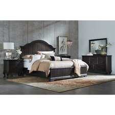Rafeala Panel Customizable Bedroom Set by August Grove®