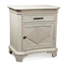 Jonquille 1 Drawer Bachelor's Chest by One Allium Way®