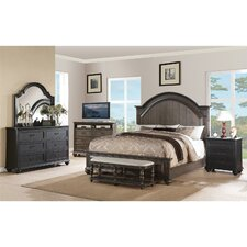 Beckles Panel Customizable Bedroom Set by Rosalind Wheeler