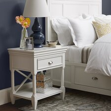 McLelland 1 Drawer Nightstand by Darby Home Co®