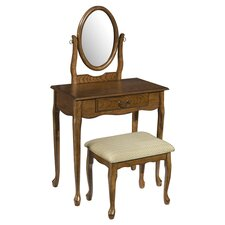 Argo Vanity Set with Mirror by Alcott Hill®