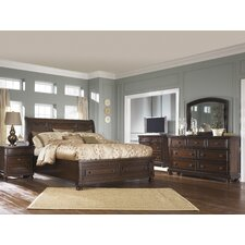 Hanley Platform Customizable Bedroom Set by Astoria Grand