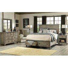 Armoise Panel Customizable Bedroom Set by Lark Manor