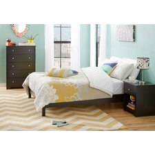Vito Panel Customizable Bedroom Set by South Shore