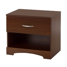 Infinity 1 Drawer Nightstand by South Shore