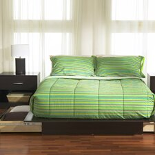 Back Bay Platform Customizable Bedroom Set by South Shore