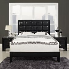 Lola Panel 3 Piece Bedroom Set by Modway