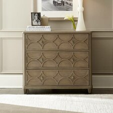 Virage 3 Drawer Bachelor's Chest by Stanley Furniture