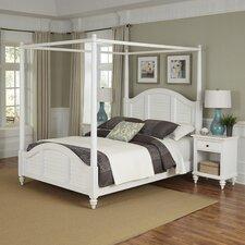 Kenduskeag Canopy 3 Piece Bedroom Set by Breakwater Bay