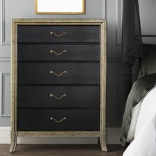 Landis 5 Drawer Chest by Simmons Casegoods by Mercer41