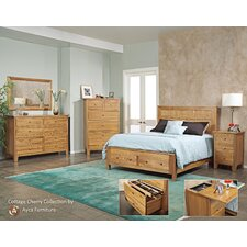 Allie Panel Customizable Bedroom Set by August Grove®